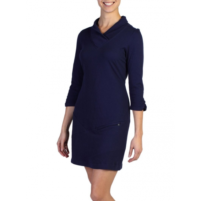 ExOfficio - Women's Fionna 3/4 Sleeve Dress