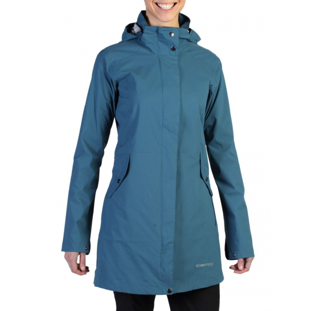 ExOfficio - Women's Rain Logic Trench