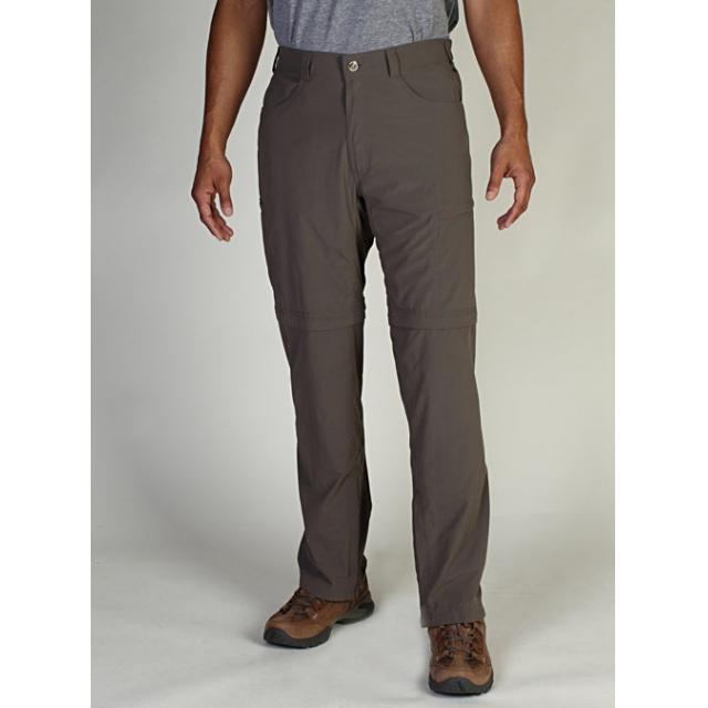 ExOfficio - Men's Bugsaway Ziwa Convertible Pant - Short Length