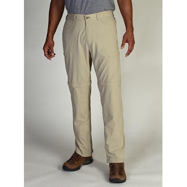 ExOfficio - Men's Bugsaway Ziwa Convertible Pant - Long Length