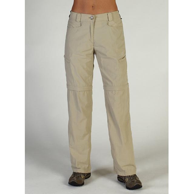ExOfficio - Women's Bugsaway Ziwa Convertible Pant - Petite Length