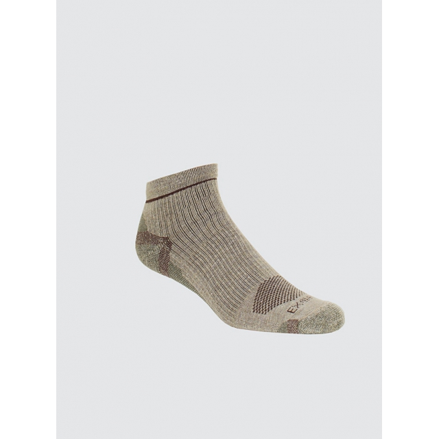 ExOfficio - Men's Bugsaway Hiker Quarter Sock