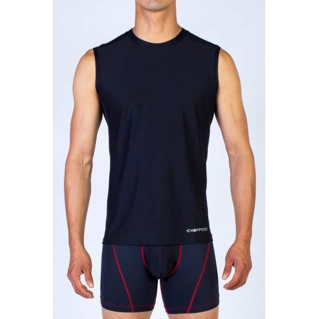 ExOfficio - Men's Give-N-Go Sport Mesh Sleeveless Crew