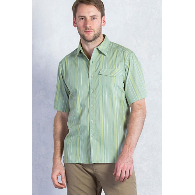 ExOfficio - Men's Quadrant Short Sleeve Shirt