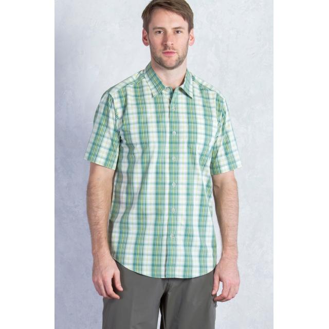 ExOfficio - Men's Mundi Check Short Sleeve Shirt