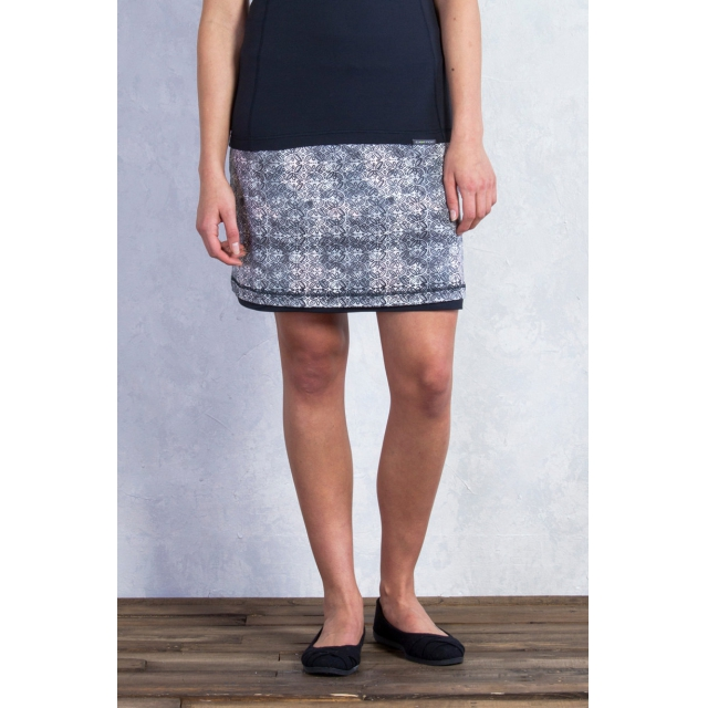 ExOfficio - Women's Wanderlux Reversible Print Skirt