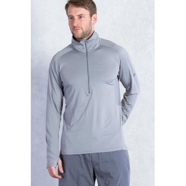 ExOfficio - Men's Sol Cool Long Sleeve 1/2 Zip