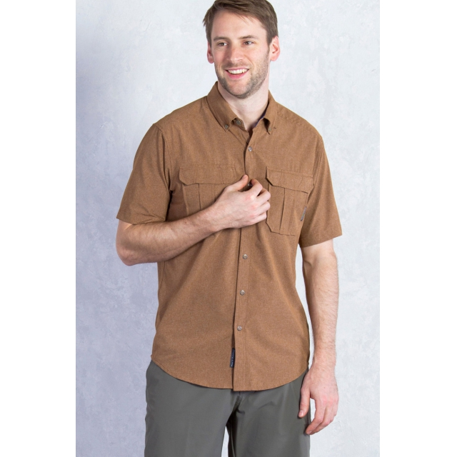 ExOfficio - Men's Air Space Short Sleeve Shirt