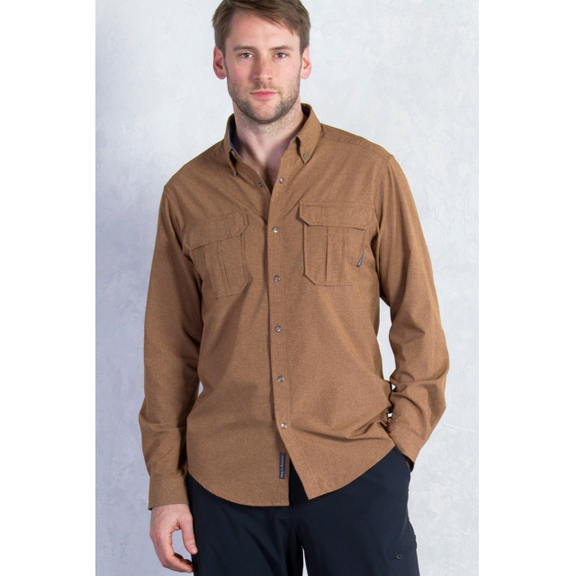 ExOfficio - Men's Air Space Long Sleeve Shirt