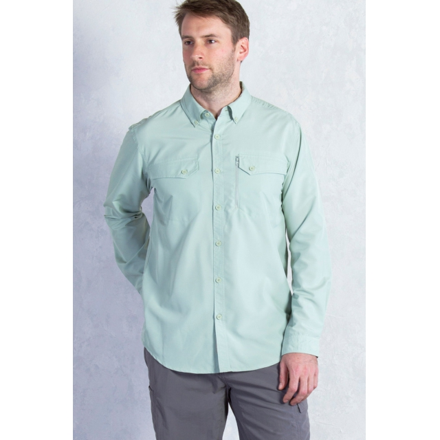 ExOfficio - Men's Sol Cool Cryogen Long Sleeve Shirt