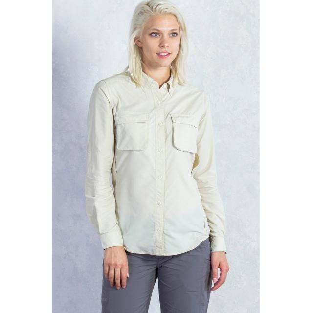 ExOfficio - Women's Air Strip Long Sleeve Shirt