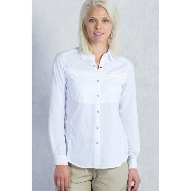 ExOfficio - Women's Bugsaway Halo Long Sleeve Shirt