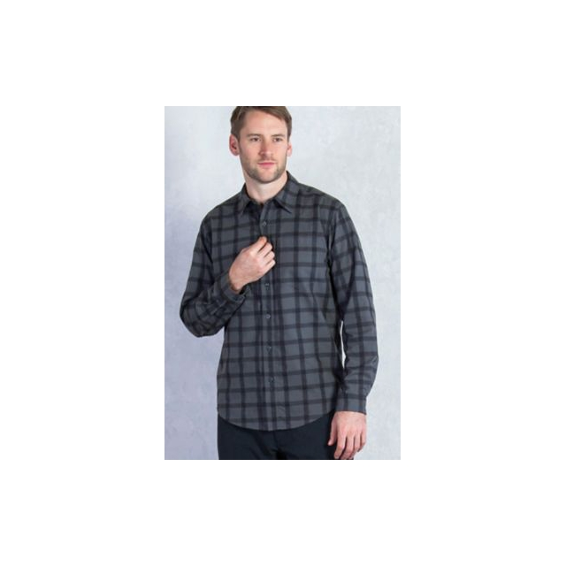 ExOfficio - Men's Calator Plaid Long Sleeve Shirt