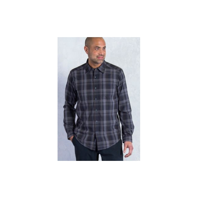 ExOfficio - Men's Kelion Plaid Long Sleeve Shirt