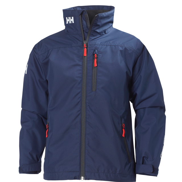 Helly Hansen - Jr Crew Midlayer Jacket