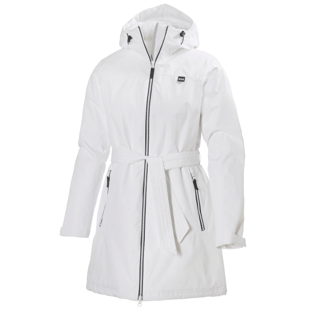 Helly Hansen - Womens Long Bykle Insulated Jacket
