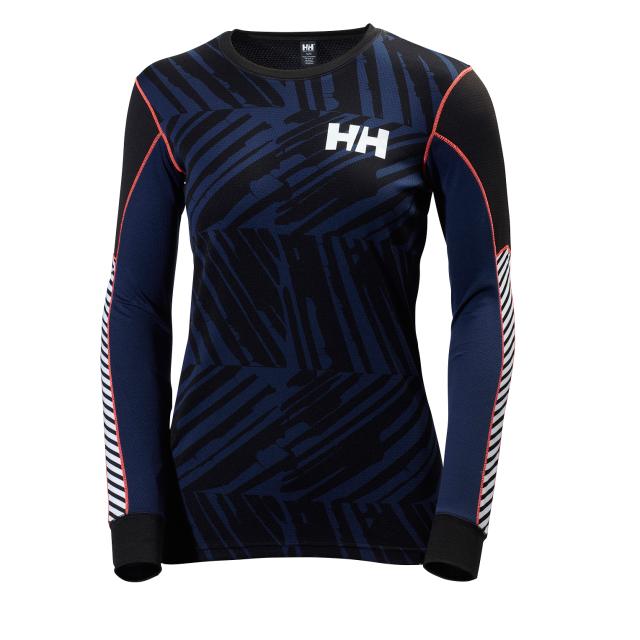 Helly Hansen - W HH Active Flow Graphic Ls