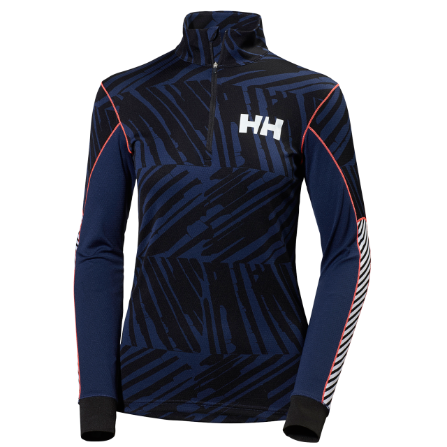 Helly Hansen - W HH Active Flow Graphic 1/2 Z