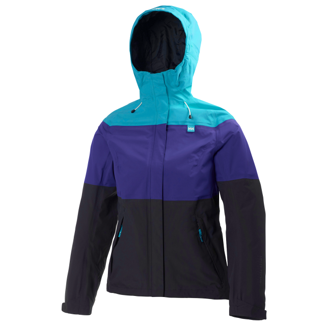 Helly Hansen - Womens Vancouver Tricolor Jacket