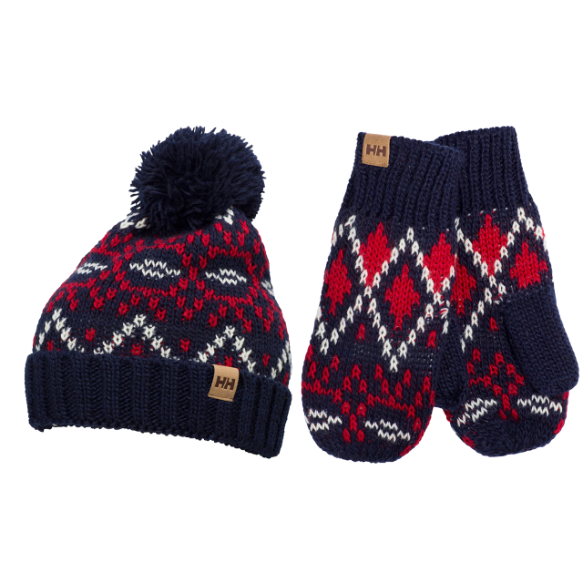 Helly Hansen - W Heritage Knit Set