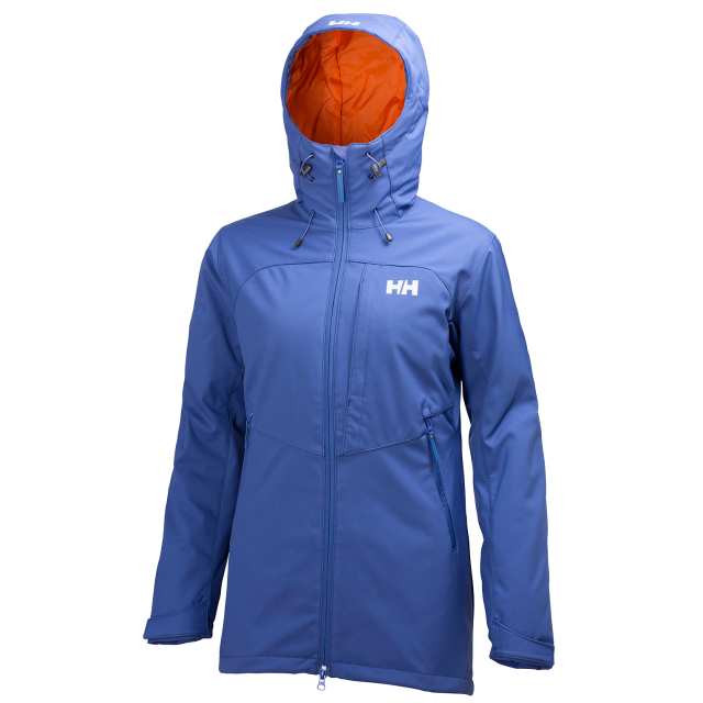 Helly Hansen - Womens Paramount Ins Softshell Jack