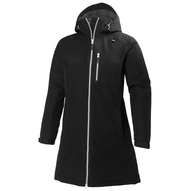 Helly Hansen - W Long Belfast Winter Jacket