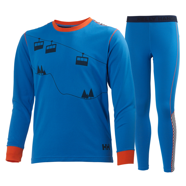 Helly Hansen - Jr HH Lifa Active Set