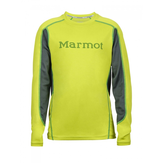 Marmot - Men's Boys Windridge w/ Graphic LS