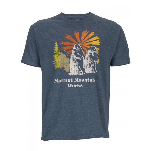 Marmot - Men's Heritage Tee SS