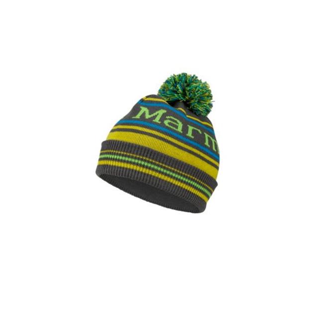 Marmot - Boy's Retro Pom Hat