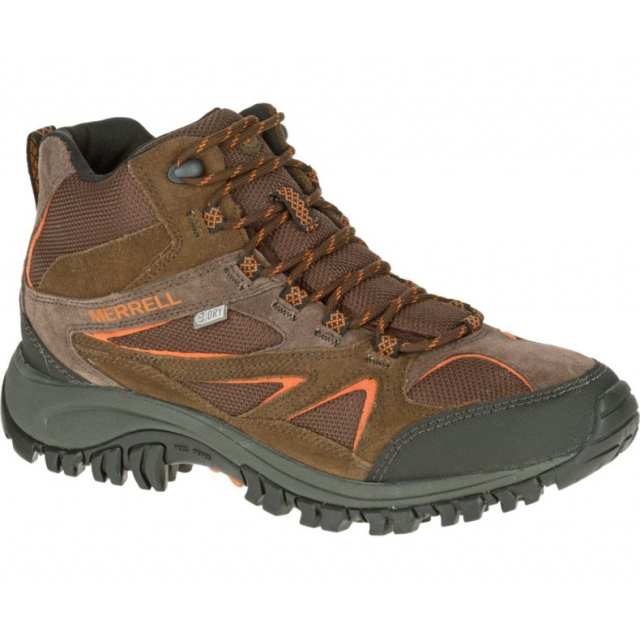 Merrell - Men's Phoenix Bluff Mid Waterproof Wide