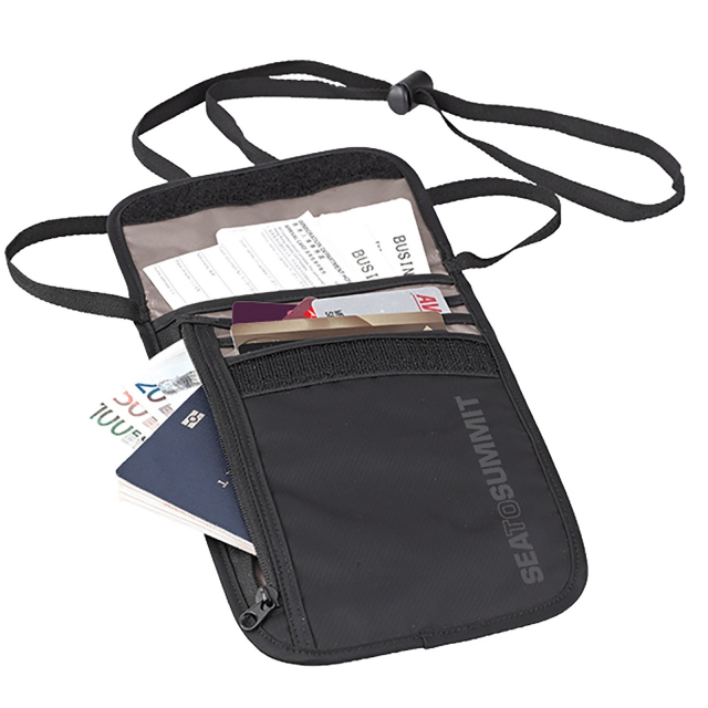 Sea to Summit - Travelling Light Neck Wallet