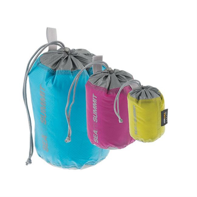 Sea to Summit - Travelling Light Stuff Sack Set S/M/L