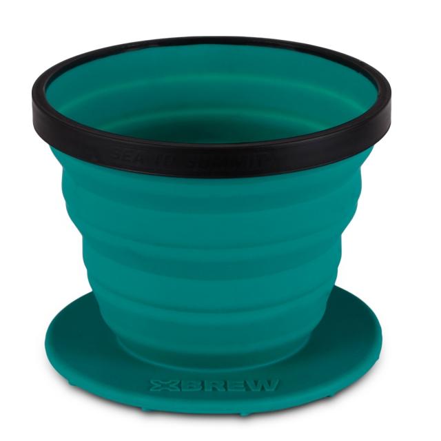 Sea to Summit - X-Brew Coffee Dripper - Pacific Blue