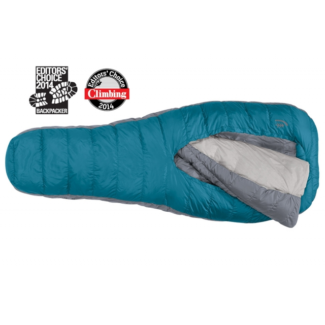 Sierra Designs - Backcountry Bed 800F Wmns Reg 2 Season