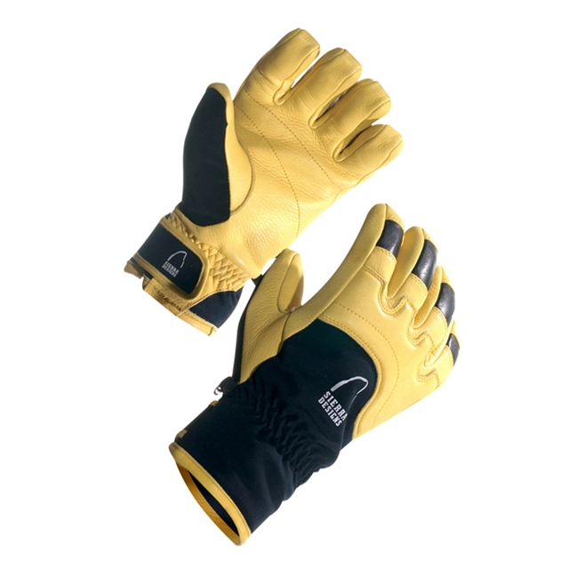 Sierra Designs - - Bootlegger Glove - Small - Black