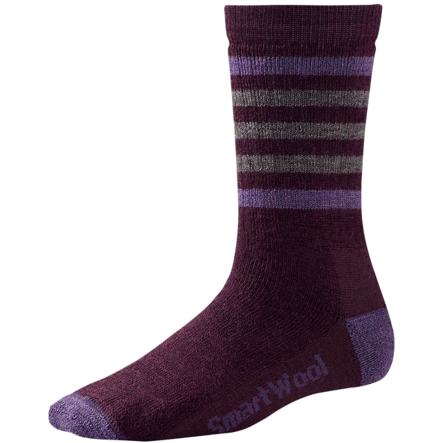Smartwool - Women's Striped Hike Medium Crew