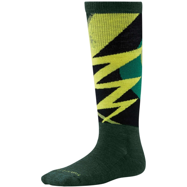 Smartwool - Kids' Wintersport Lightning Bolt Socks