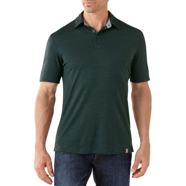Smartwool - Fish Creek Solid Polo