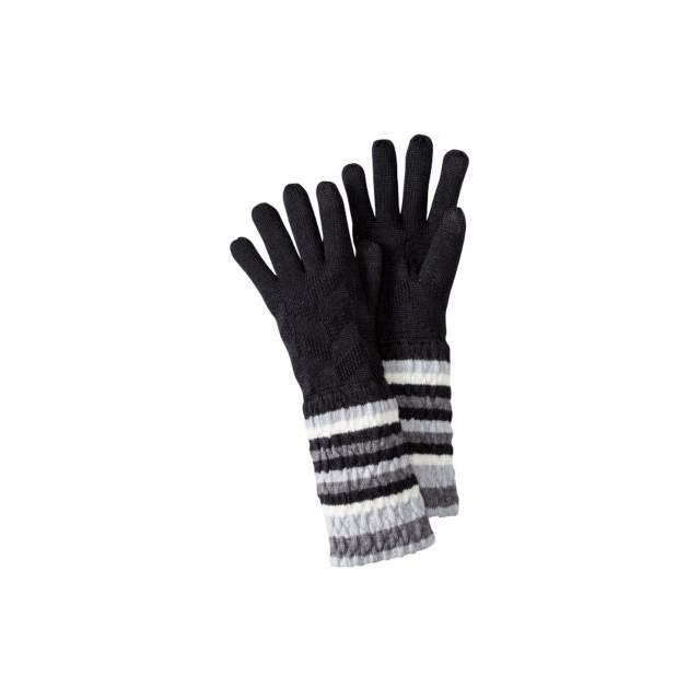 Smartwool - Women's Striped Chevron Glove