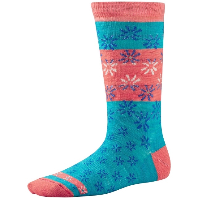 Smartwool - Girls' Daisy Dot Crew Socks