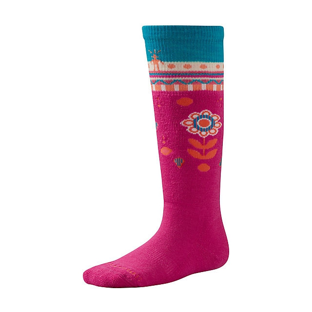 Smartwool - Kids' Wintersport Flower Patch Socks