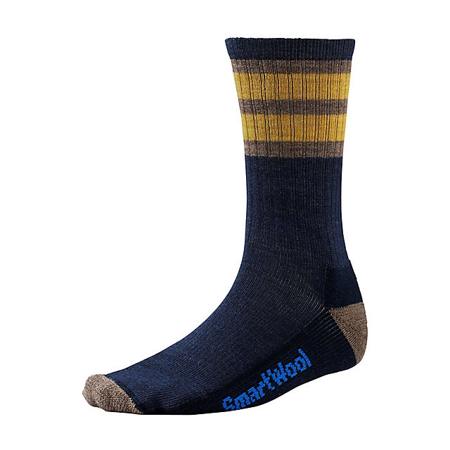 Smartwool - Men's Striped Hike Light Crew Socks