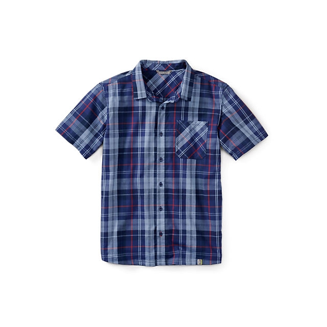 Smartwool - Men's Summit County Plaid Shirt