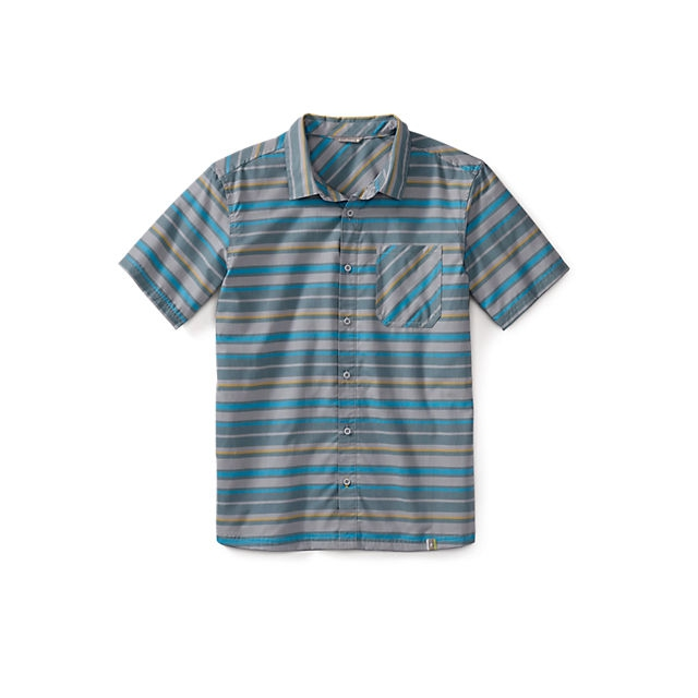 Smartwool - Men's Summit County Striped Shirt