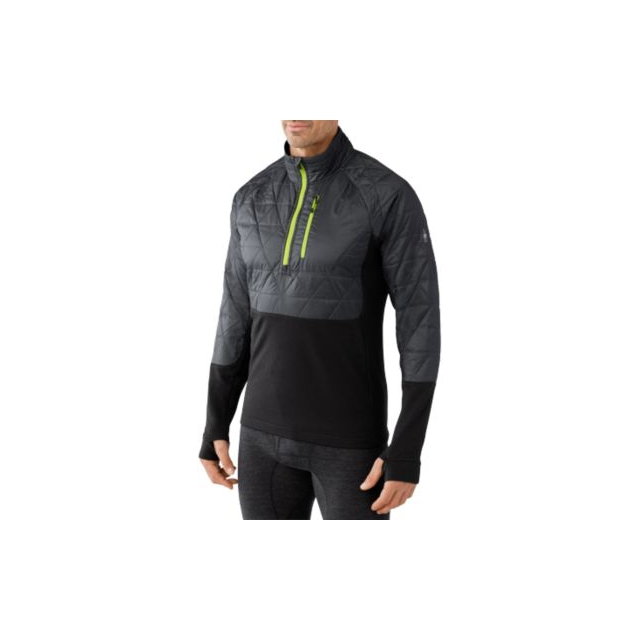Smartwool - Men's Propulsion 60 Hybrid Half Zip