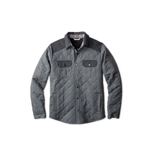 Smartwool - Men's Summit County Quilted Shirt Jacket