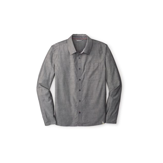 Smartwool - Men's Summit County Chambray Long Sleeve