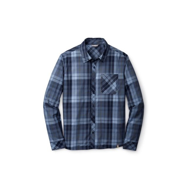 Smartwool - Men's Summit County Plaid Long Sleeve in Ashburn Va