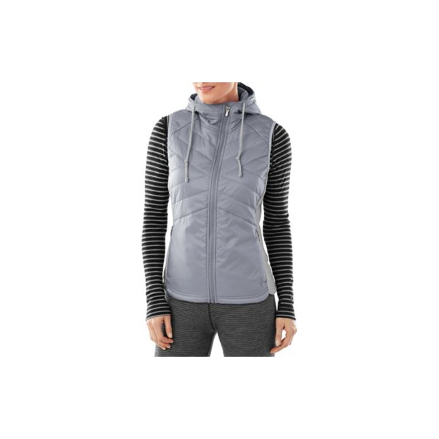 Smartwool - Women's Double Propulsion 60 Hooded Vest